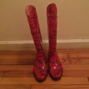 Ralp Lauren Rain Boots